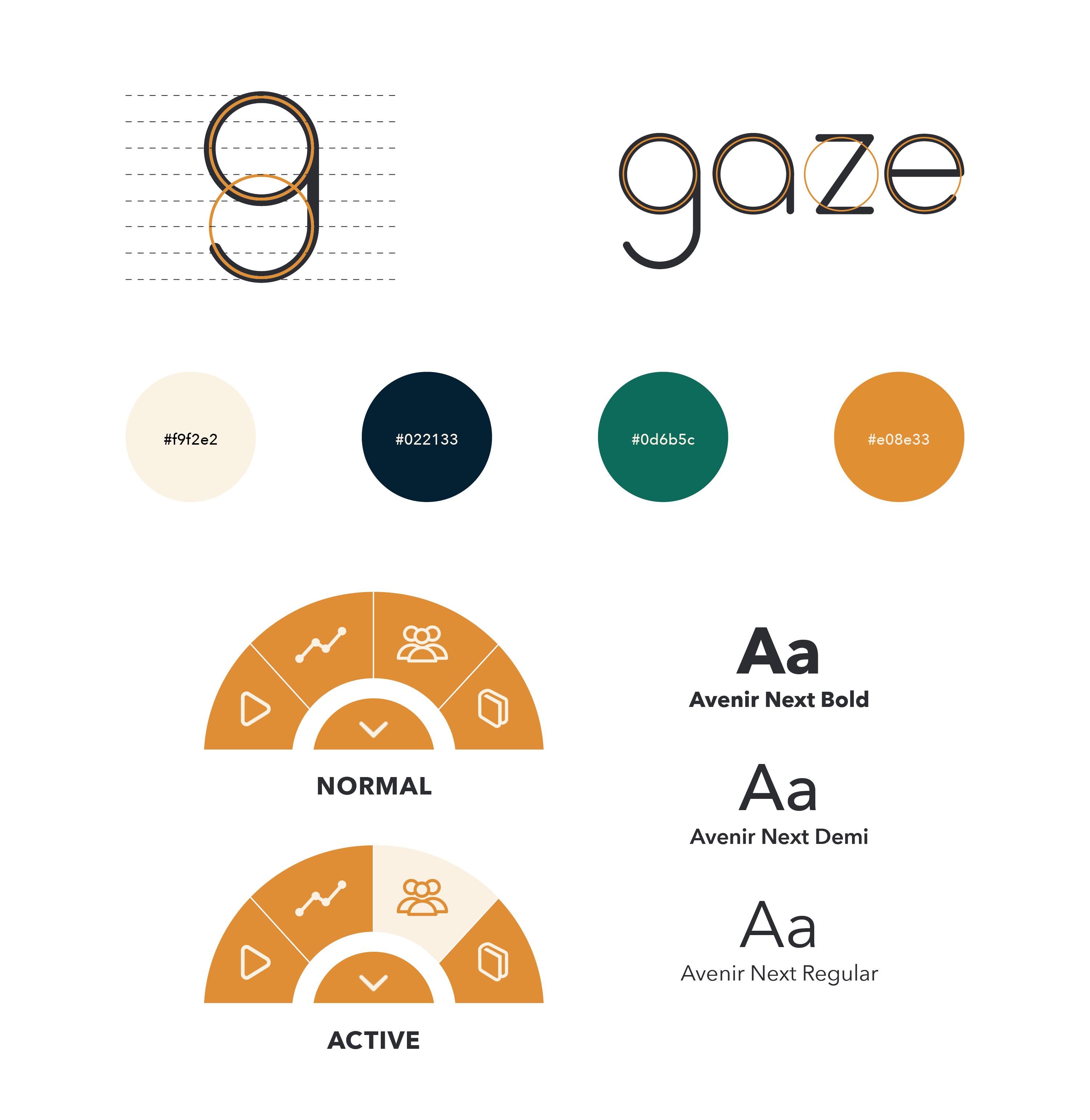 Gaze App | Amber Chae Kim