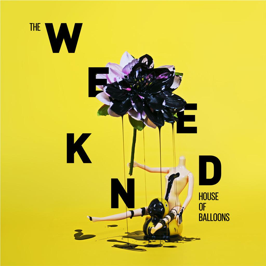The Weeknd Album Cover Amber Chae Kim